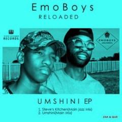 EmoBoys Reloaded - Steve's  Kitchen (Main Jazz Mix)